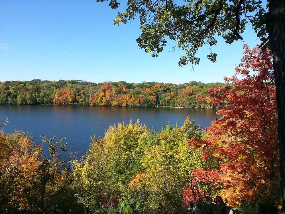 Fall Scenic Drive