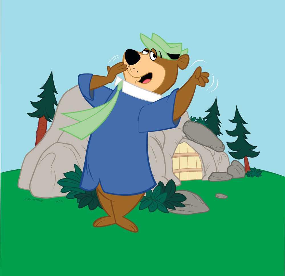 Good Night Yogi Bear