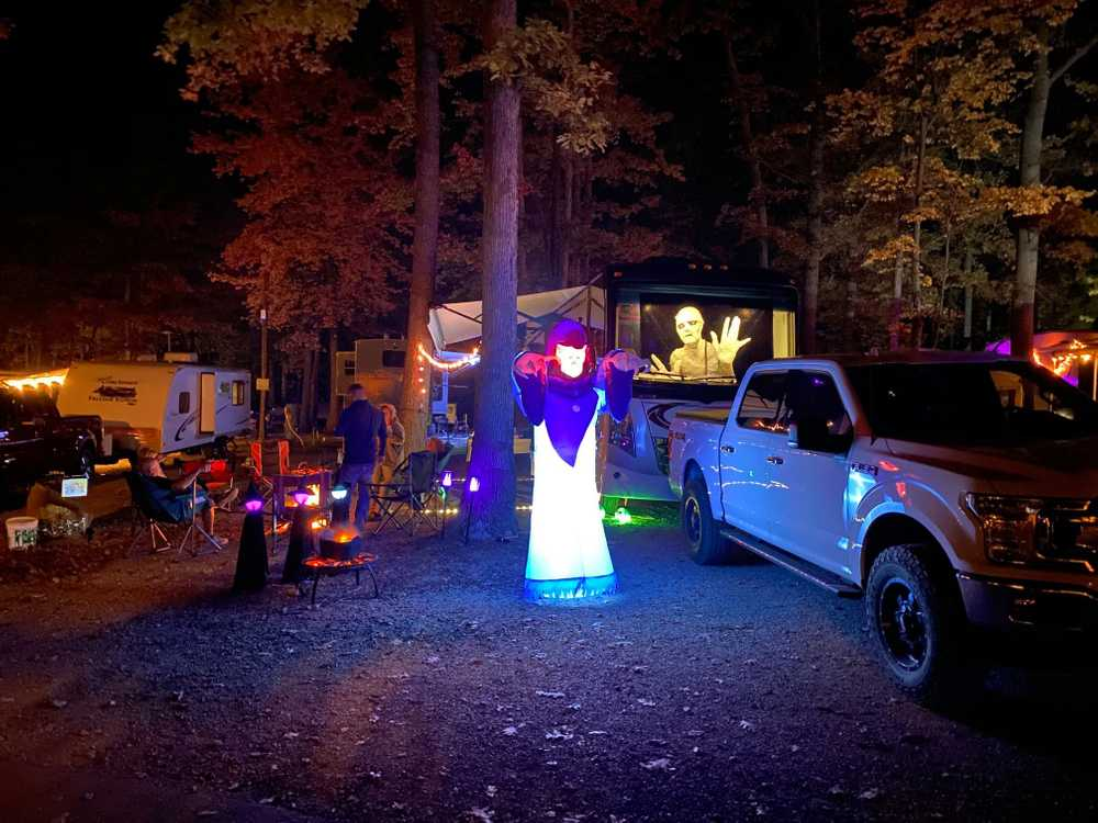 Make No Bones About It Weekend – Spooky Spooktacular Campout #3