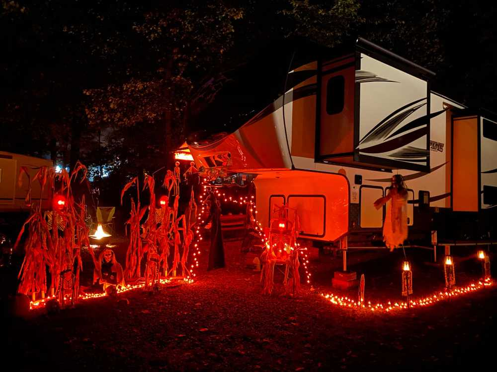 It's All About the Boos Weekend – Spooky Spooktacular Campout #2