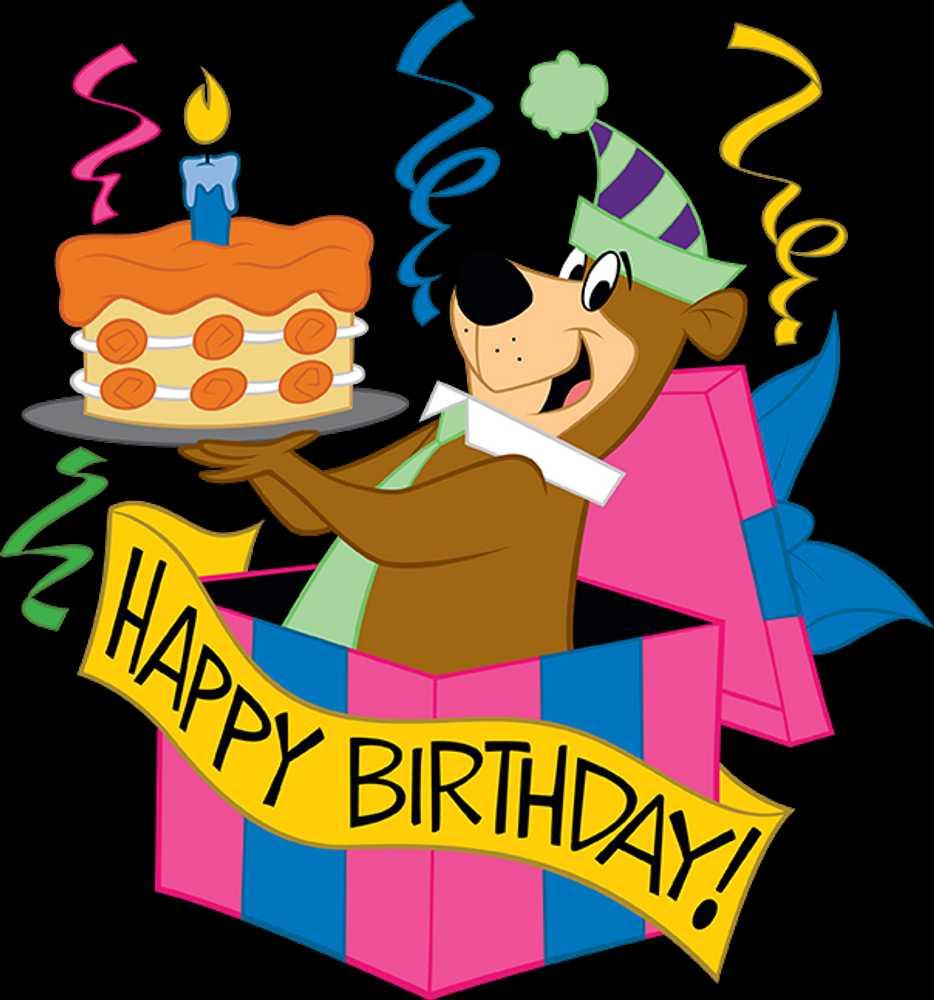 Yogi Bear's Out of this World Birthday