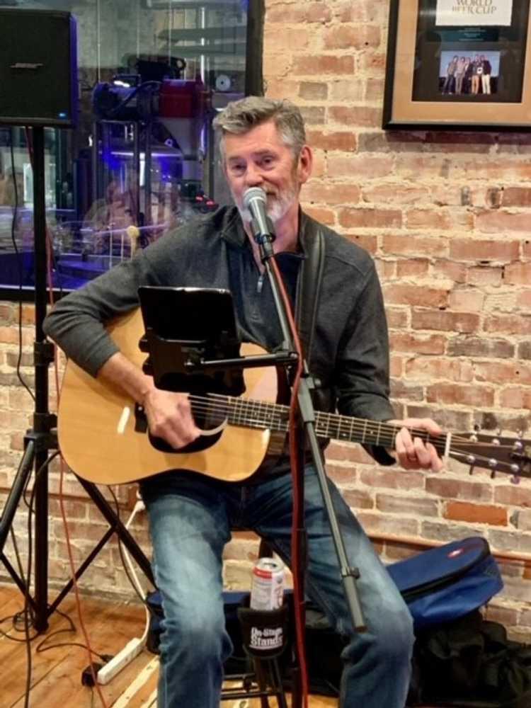 Live Music with Bobby Merritt!