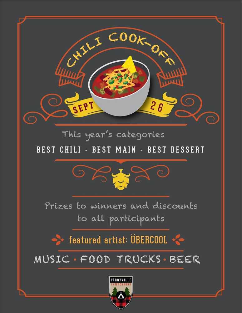 Chili Cook-Off 2020
