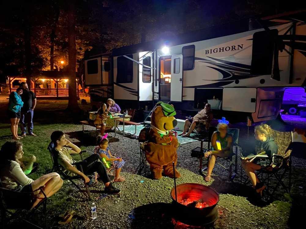 Old Fashion, Family Fun Camping Week