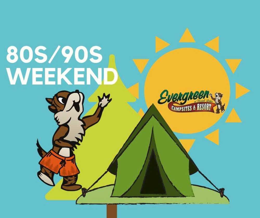 80s/90s Weekend