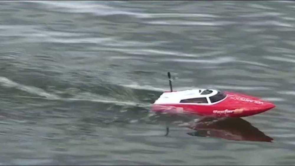 Motor Boatin' RC Boat Races & Duck Race