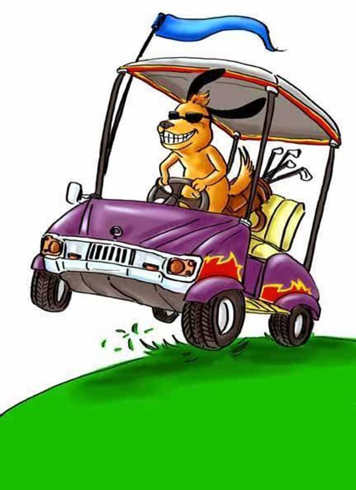 Golf Cart Rodeo