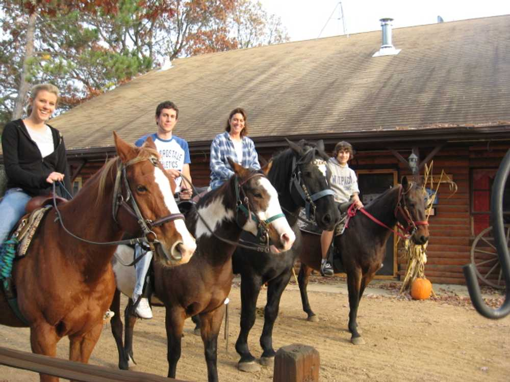 1/2 Price Trail Rides for 2 Night Campers