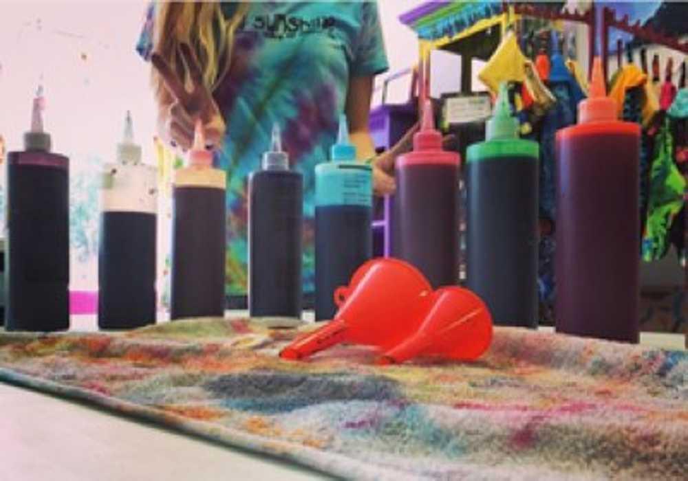 Tie Dye by Funky Sunshine