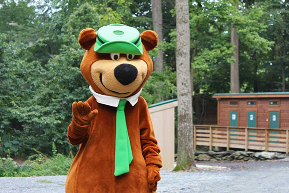YOGI BEAR'S PAJAMA PARTY WEEKEND