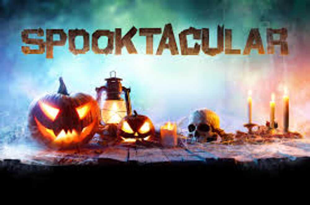 Spooktacular Weekend!
