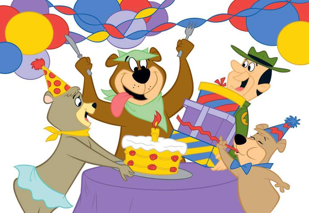 Birthday Bash for Yogi Bear