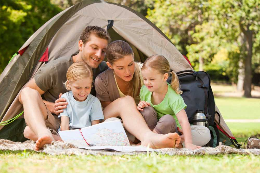 Camper Appreciation/Grandparents Weekend