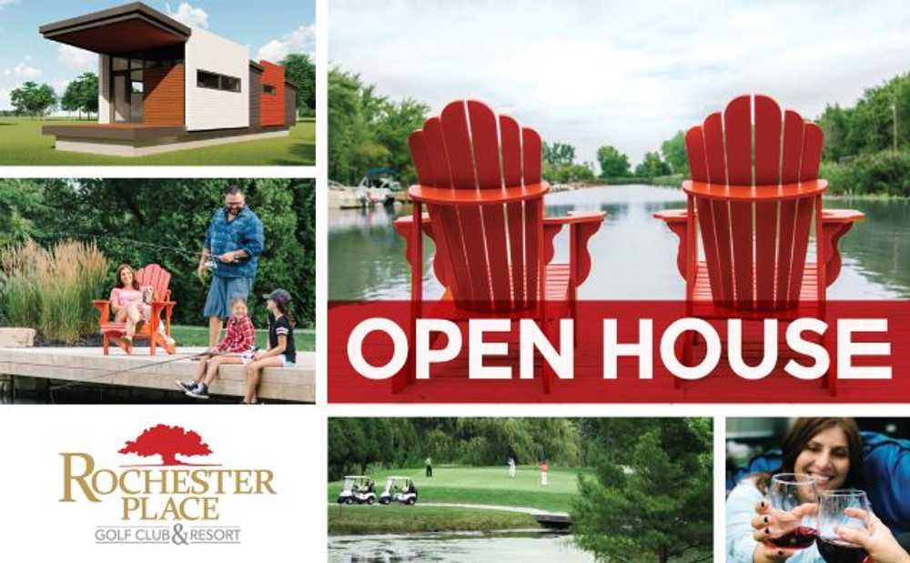 Rochester Place Resort Open House