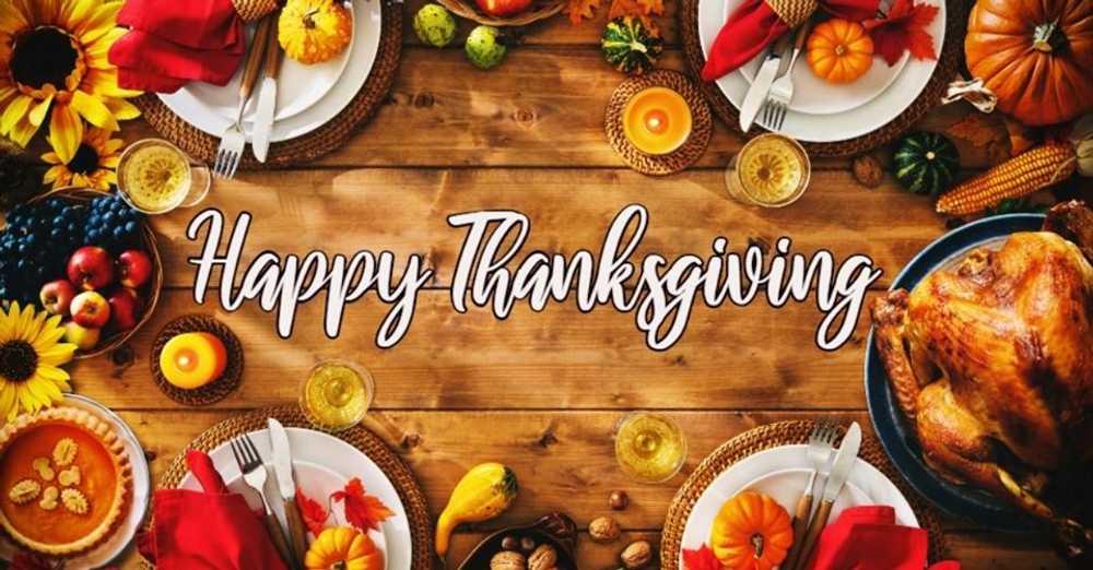 Thanksgiving Potluck - 1pm