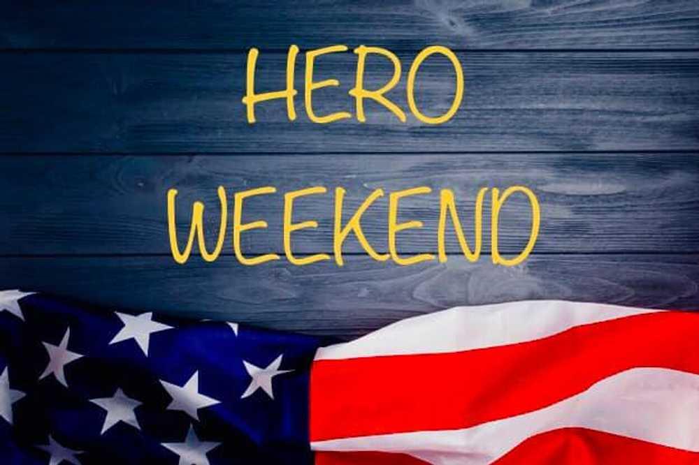Hero Weekend with Diamond Dave DJ