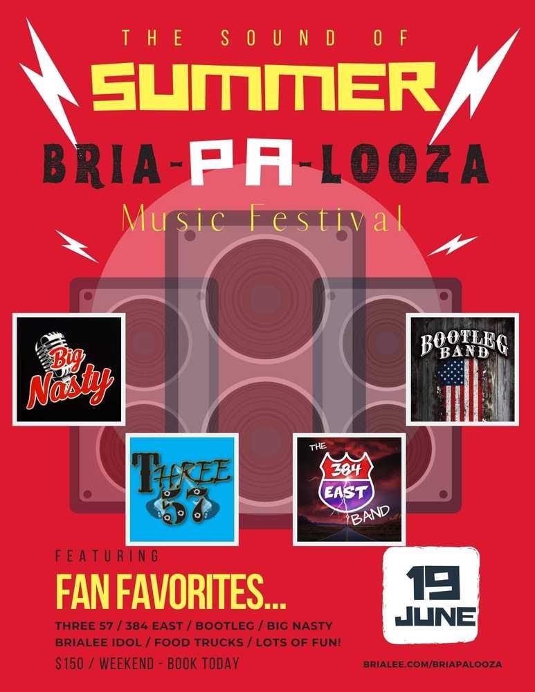 Bria-PA-Looza Music Festival
