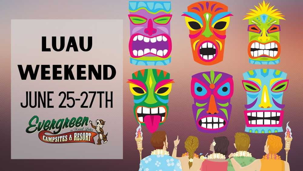 Luau Weekend