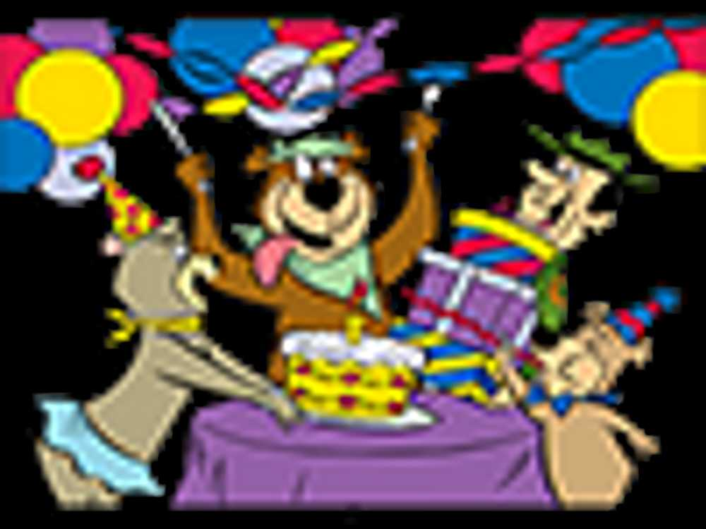 Yogi Bear™ Birthday Week