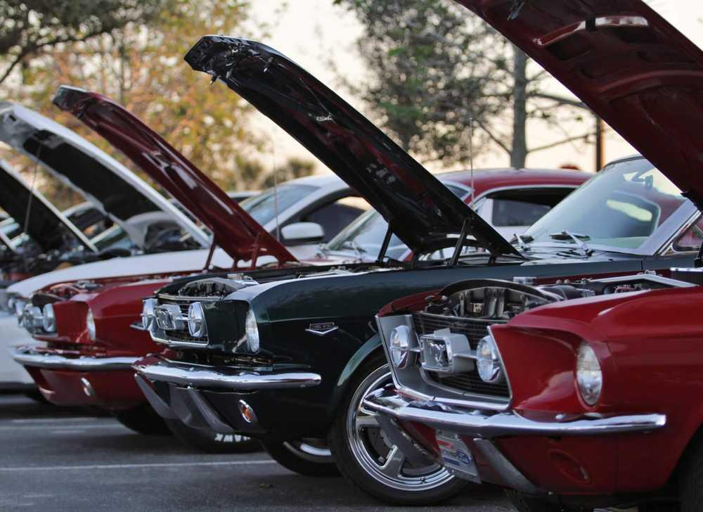 1st Annual Pelahatchie Lake Car Show