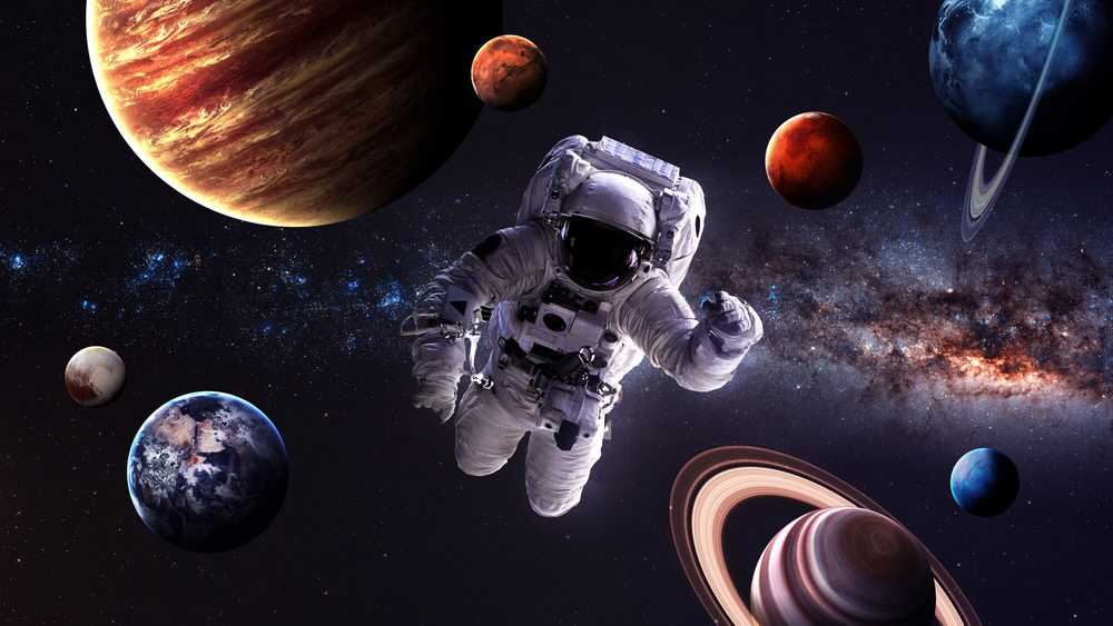 Outer Space Weekend