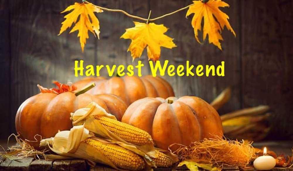 Harvest Weekend