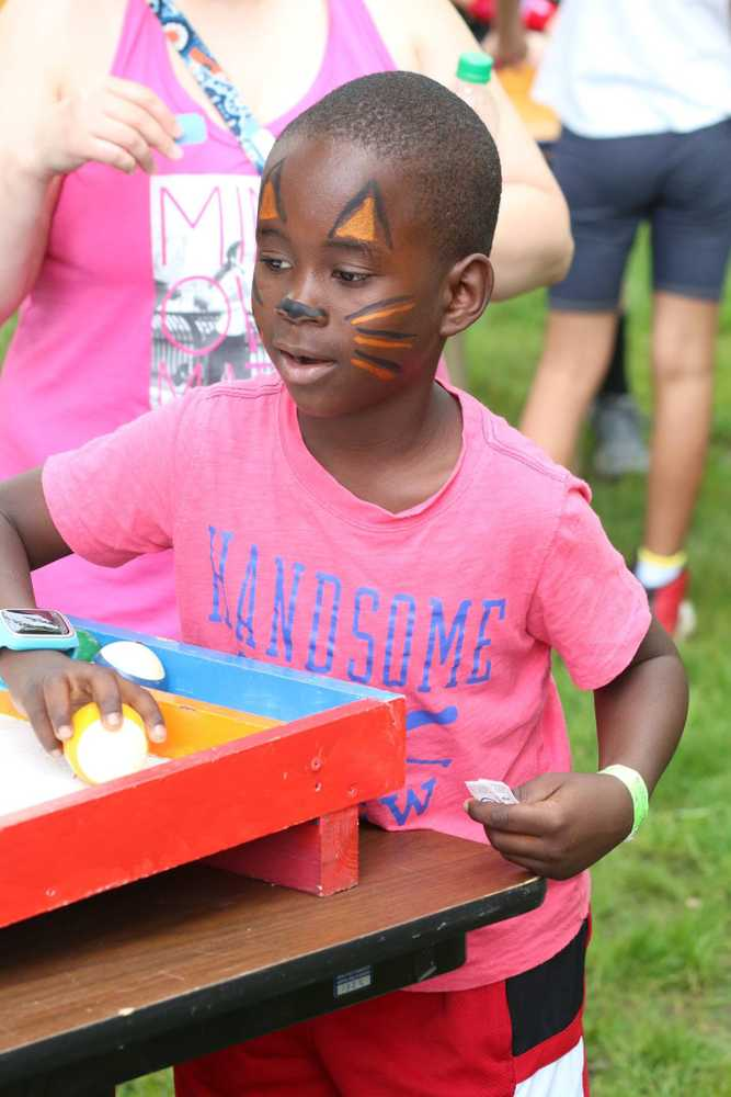 Mid-Summer Kids Carnival Madness Week