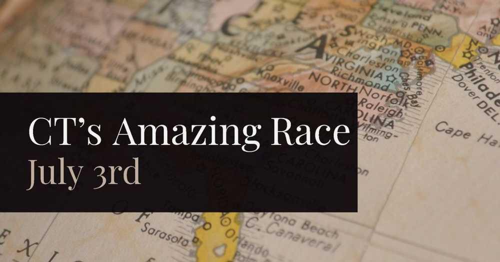 CT's Amazing Race