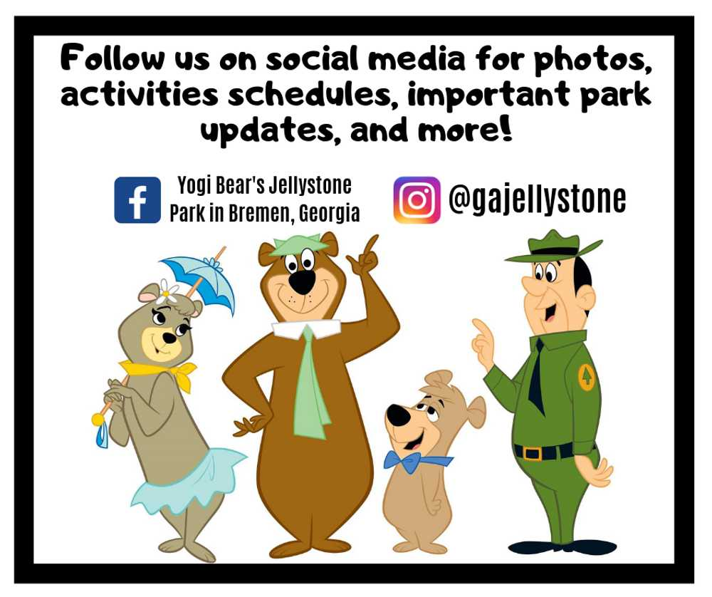 Follow Us on Social Media for Important Updates!