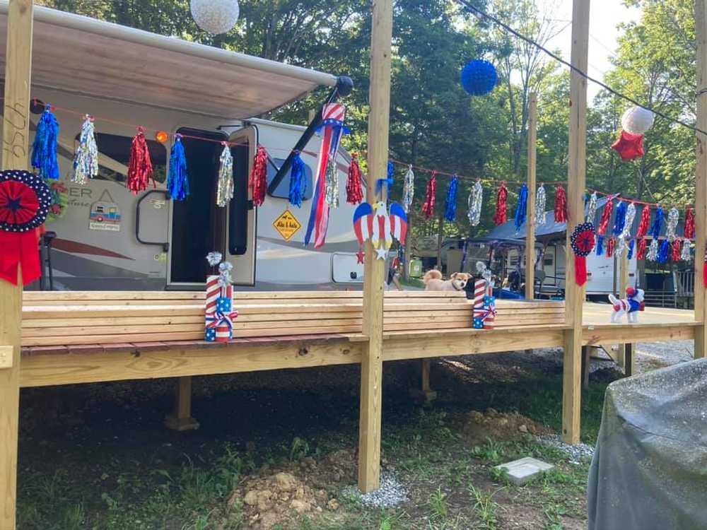 Campsite & Golf Cart Decorating Contest