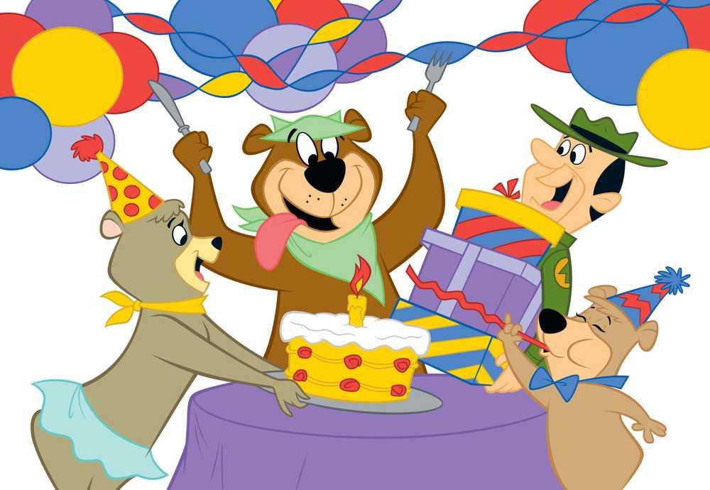 Birthday Bash for Yogi Bear Weekend