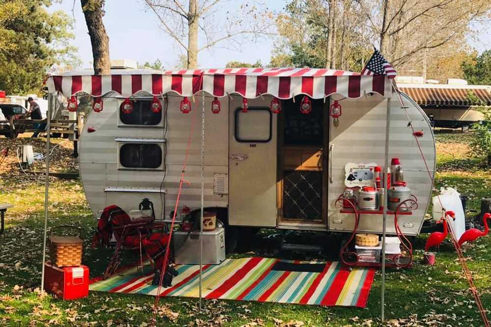 Oktoberfest & Vintage Camper Weekend