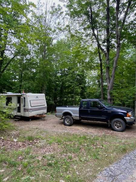 30/50 Back-In Campsite (no sewer)