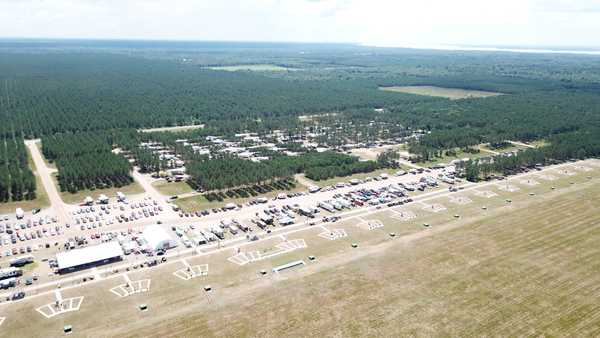 Wisconsin Trapshooting Association: WTA Campground