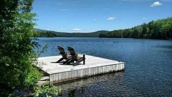 Wilson Pond Cabins