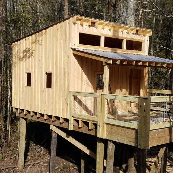 Cashie River Treehouses and Campground