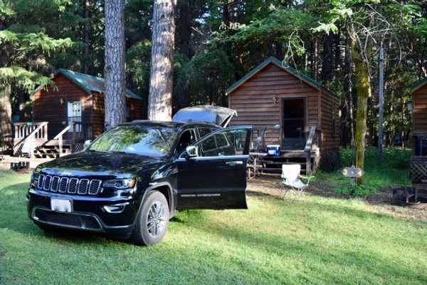 Fawn Cabin