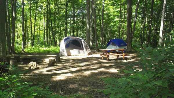 Tent - Rustic