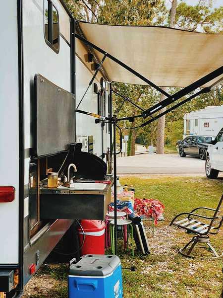 Standard Back In-FHU, for Smaller Campers