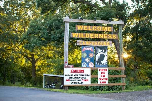 Wilderness Campground