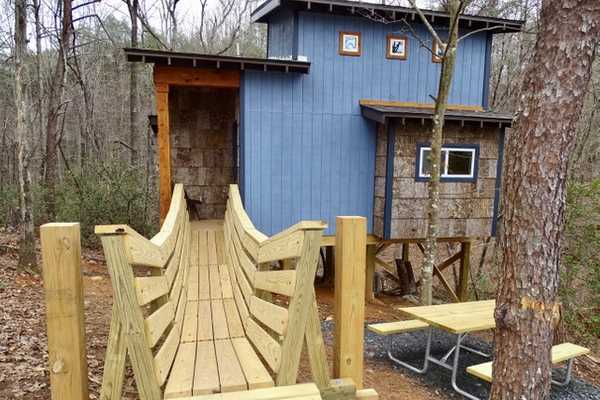 The Bohemian Treehouse