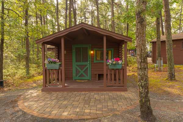 Cabin Rental (A B )