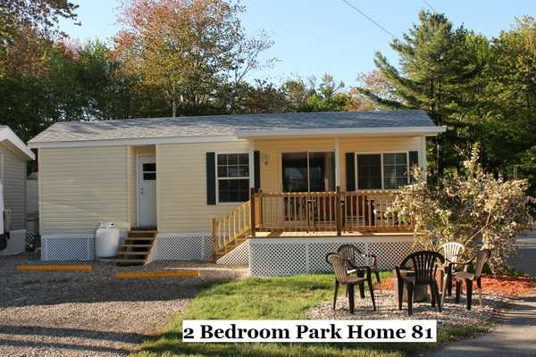 2 Bedroom Park Home