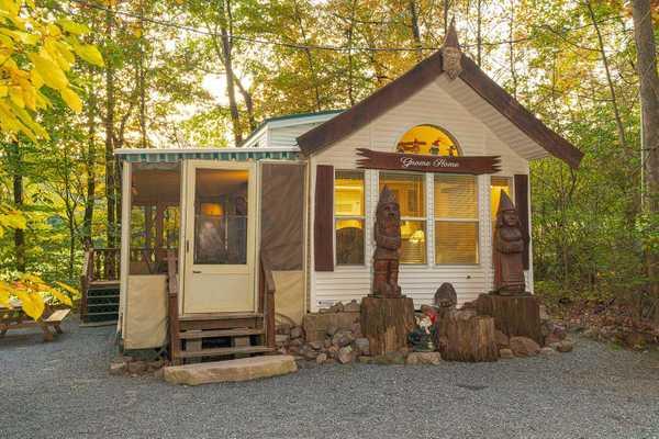 Gnome Home (No Pets Allowed)
