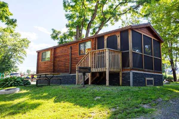 Riverfront Premium Cottage