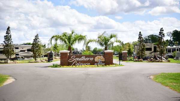 Southern Leisure RV Resort (Age Restricted 55+)