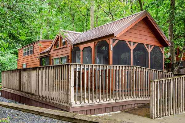 Stewart's Creek Cabin