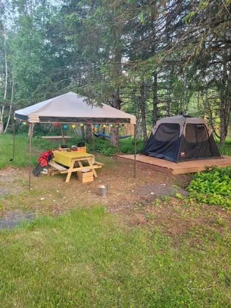 Tenting Ground