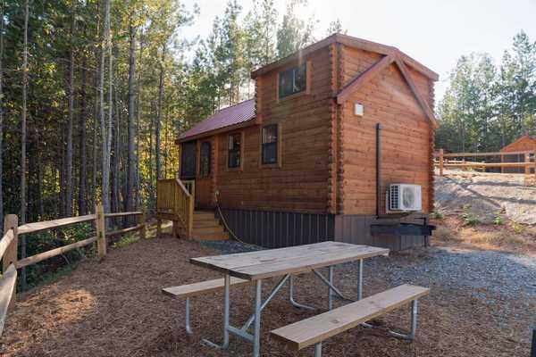 Carolina Silver Bell Cabin