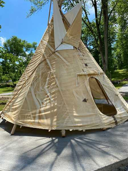 Teepee (4 Person)